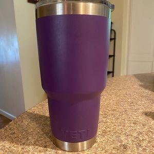 Purple 30oz Yeti